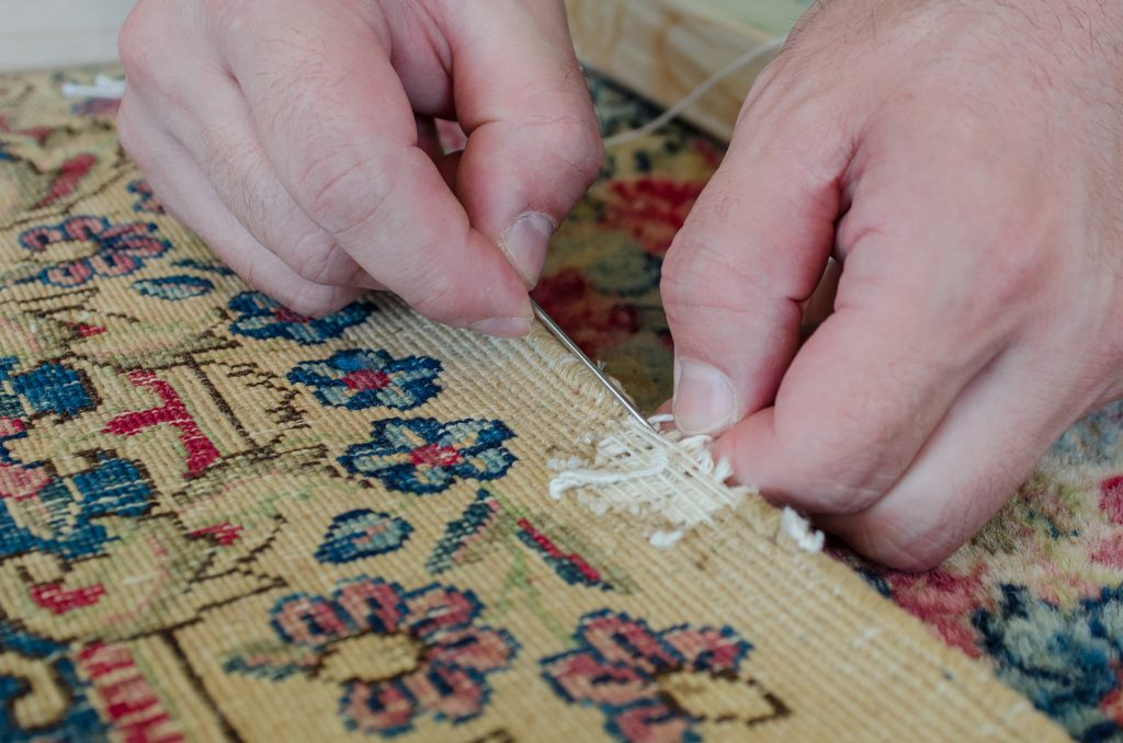 Repairing Damaged Carpets In Northern New England